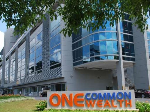 One Commonwealth Building